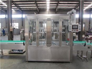 Fully Automatic 4-Head Weigh Filling Machine